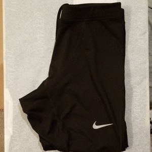 Nike Squad Attack 3/4 Running Tights